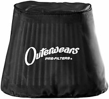 OUTERWEARS Black Pre-Filter Honda TRX400EX /TRX400X 1999-2014 for K&N HA-4099