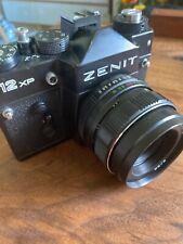 ZENIT 12XP 35 mm SLR Film Camera! Rétro LOMO!