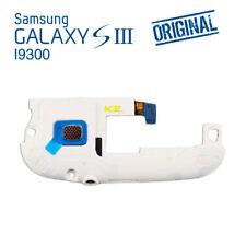"""Altavoz Principal Música Blanco ORIGINAL Samsung Galaxy S3 I9300 """"Despiece"""""""