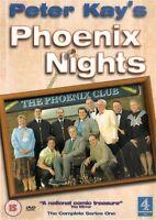 Fénix Nights Serie Completa One 1 Peter Kay Patrick Mcguiness GB DVD Nuevo