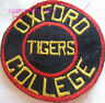 BG6474 - PATCH TIGERS OXFORD COLLEGE