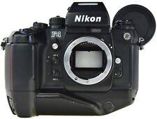 Nikon F4s + MB-21