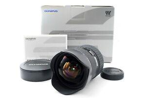 Olympus Zuiko Digital 7-14mm f/4 ED Four Thirds [Near Mint] w/Box Japan [6159]