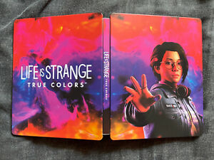 Life is Strange: True Colors Steelbook Only No Game Included