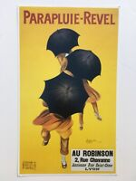 PARAPLUIE REVEL BY LEONETTO CAPPIELLO ART PRINT VINTAGE UMBRELLA POSTER ON PAPER