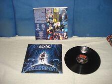 LP- AC/DC:  BALLBREAKER   EDICION  DEL 2014