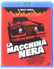 LA MACCHINA NERA - THE CAR  - BLU RAY  BLUE-RAY HORROR