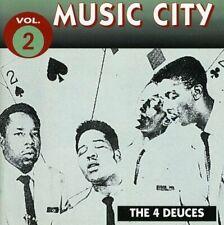 Music City 2 (23 tracks) Four Deuces, Wanda Burt & The Crescendos, Gaylar.. [CD]