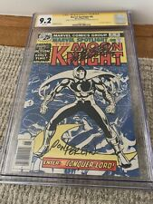 Marvel Spotlight 28 CGC 9.2 White SS MOENCH/PERLIN 1st solo MOON KNIGHT