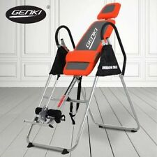 Genki Folding Gravity Inversion Table successfully resolve your neck & back pain
