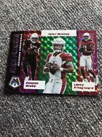 2020 Mosaic Football Flea Flicker Kyler Murray Silver Prizm Arizona Cardinals