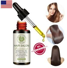100% Natural Hair Care  Essential Oil Products Moisturizing Treatment Hair Salon