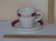White Sands Bermuda - Restaurant Ware Cup and Saucer - Syracuse China - no. two
