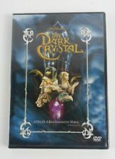 The Dark Crystal DVD New Sealed Free Shipping Canada