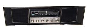RCA RLC 70B Solid State Radio Vintage AM/FM 2 Band EQ Coaxial Input Rare