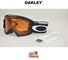 OAKLEY® GOGGLES O2™ XM 02 DUAL LENS SNOW BOARD SKI MATTE BLACK W/ PERSIMMON LENS