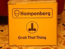 HAMPENBERG - GRAB THAT THING 4 versioni - cd singolo slim case - 1999