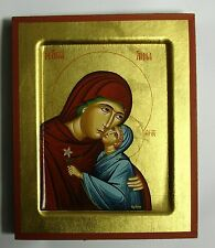 Stanna con Maria Madre de dios Virgen Icono Icon Ann Icone Ikona Iconos Icoon