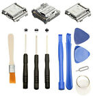 3 x USB Charger Port Dock + Tools for Samsung Galaxy Tab 3 SM-T217S SM-T217A