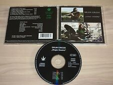 Drum Circus CD-Magic theatre/Garden of Delights dans MINT