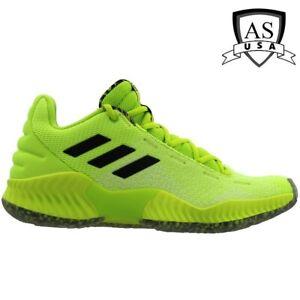 ADIDAS SM Pro Bounce 2018 Low HS ELITE Casual Basketball shoes Size 14.5 D97639