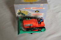 Dinky Toys 961 Blaw-Knox Bulldozer Rare Issue