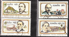 NAMIBIA 1995 FINNISH MISSIONARIES IN NAMIBIA COMPLETE POSTALLY USED SET 1691