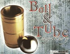 MAGIE - BALL ET TUBE- Bille à travers le tube - Neuf