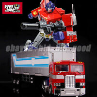 WeiJiang WJ Optimus Prime Container MPP10 MP10 G1 Transformers OverSize Figure