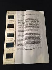 RARE LOT 1995 Mr. Holland's Opus ORIGINAL 35MM Promo Slides X 5 Richard Dreyfuss