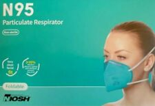 3M Face Protection Respirator - 9210 Individually Sealed - FAST Ship!!