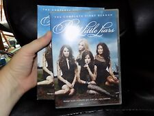 Pretty Little Liars: The Complete First Season (DVD, 2011, 5-Disc Set) EUC