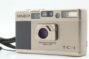 """""""Near Mint+++"""" Minolta TC-1 35mm Point & Shoot Strap Compact Film Camera JAPAN"""