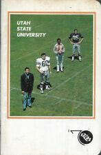 1970 UTAH STATE AGGIES FOOTBALL media guide, EXCELLENT, ORIGINAL