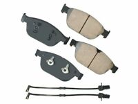 Front Brake Pad Set For 2012-2017 Audi A8 Quattro 2013 2014 2015 2016 Z389GK