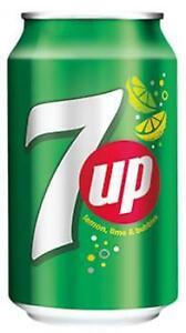 7-Up (24 x 0,33 Liter Dosen DE)