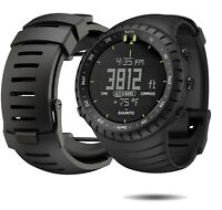 Suunto Core All Black Military Outdoor Sports Watch - Altimeter & Barometer