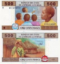 CENTRAL AFRICAN STATES - CONGO - 500 francs 2002 FDS - UNC