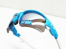 NEW Oakley Sunglasses FLAK DRAFT (AF) SKY PRIZM DEEP WATER POLARIZED OO9373-0270
