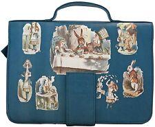 Bagabook Alice in Wonderland Blue Book Journal calendar Covers Birthday Gifts