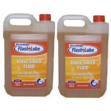 2 x 5,0 Liter FlashLube Valve Saver Fluid LPG Autogas Ventilschutz Flash Lube