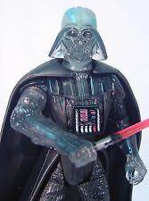DARTH VADER Emperor's Wrath~Mint Complete~ Star Wars~Power of the Jedi~2001~POTJ
