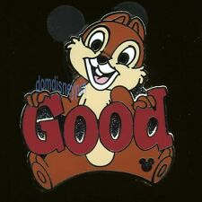 Disney Pin WDW 2011 Hidden Mickey Collection *Good* Character Series - Chip!