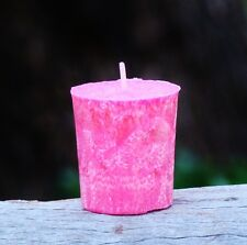 VICTORIA SECRET LOVE SPELL Pink Candle 60 hour burn Hand Made 3 PACK GIFT SET
