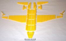 Lego Airplane Wing Plates, Fuselage Base and Engines 9442 City