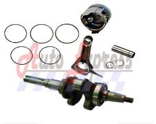 HONDA GX340 ROLLER KIT WITH CRANKSHAFT PISTON RINGS CON ROD PIN AND CLIPS GX 340