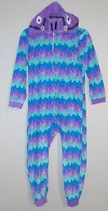 Fortnite Loot Llama Hooded Fleece Long Sleeve Pajamas 10/12