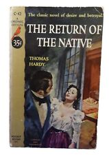 Thomas Hardy / Return of the Native First Edition 1952