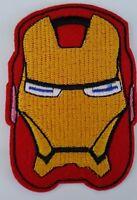 Iron Man Avengers film logo Iron on Patch New Sew on Patch transfer fancy dress