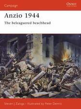 ANZIO 1944 BELEAGUERED BEACHHEAD by Zaloga (Osprey, US Army ETO)